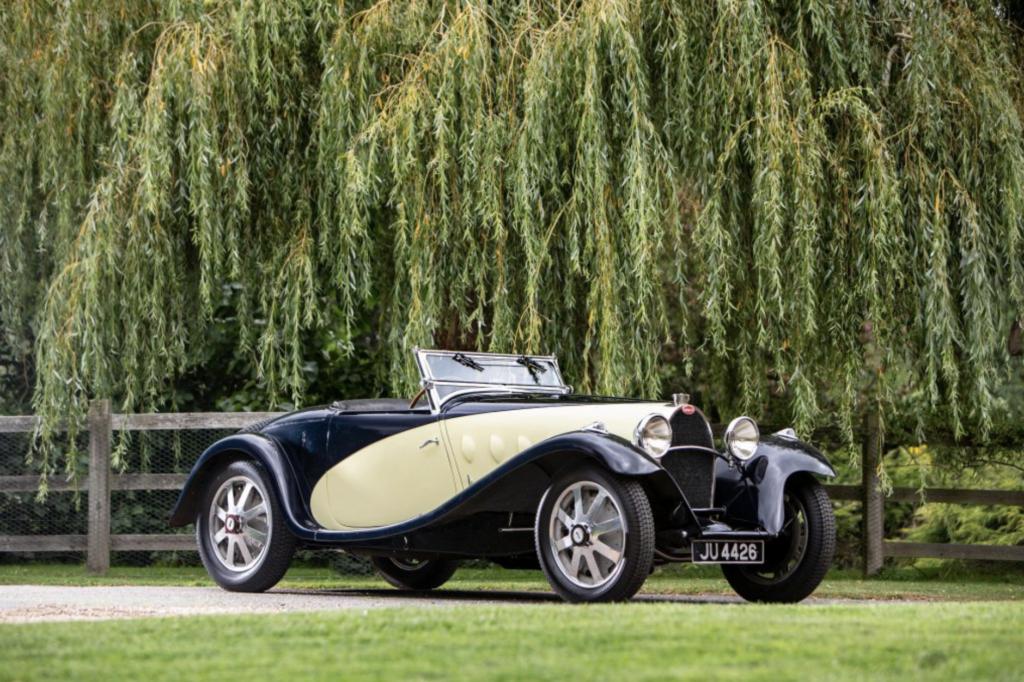 1931 Bugatti Type 55 Super Sport by Figoni