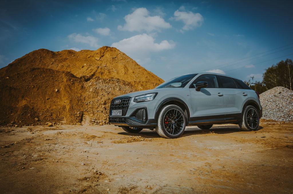 Audi Q2 35 TFSI S-Line (fot. Krzysztof Kaźmierczak - automotyw.com)