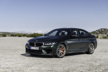 BMW M5 CS (fot. BMW)
