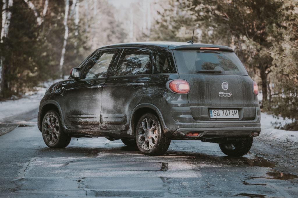 FIAT 500L (fot. Automotyw.com / Krzysztof Kaźmierczak)