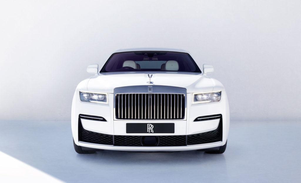 Nowy Rolls-Royce Ghost