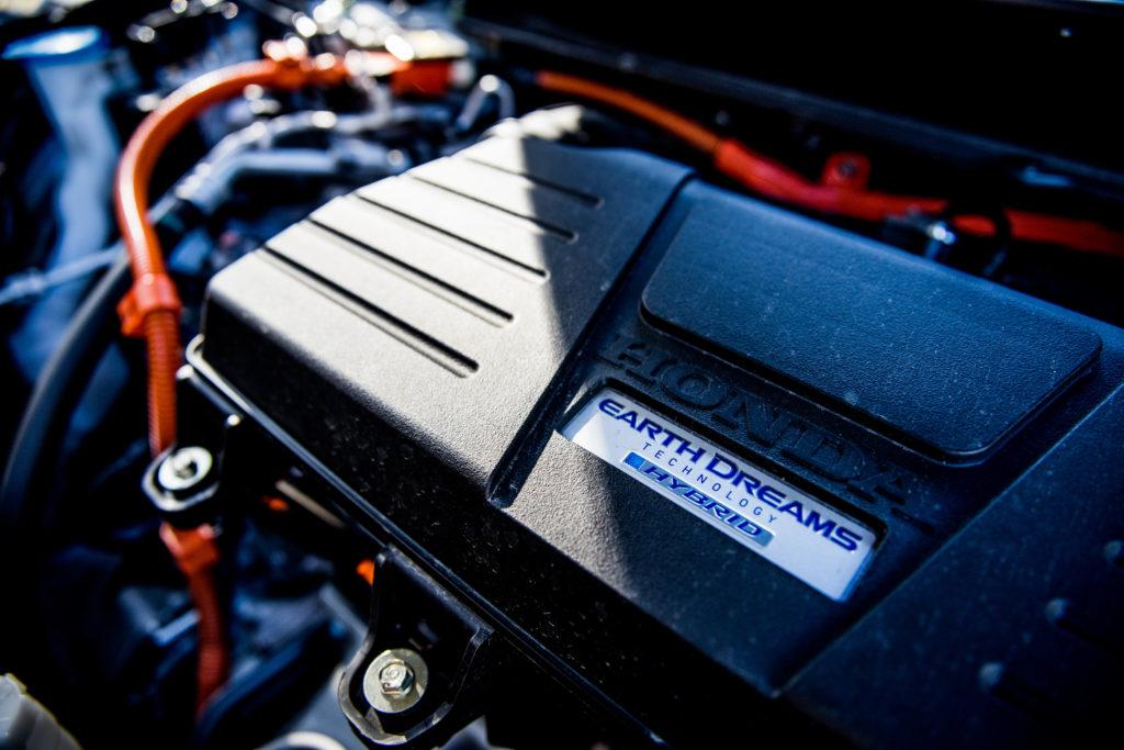 HONDA CR-V HYBRID (fot. Krzysztof Kaźmierczak - automotyw.com)