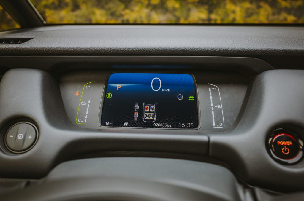 Honda JAZZ eHEV (fot. Krzysztof Kaźmierczak - autmotyw.com)
