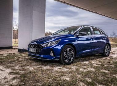 Hyundai i20 1.0 48V Comfort (fot. Krzysztof Kaźmierczak / automotyw.com)