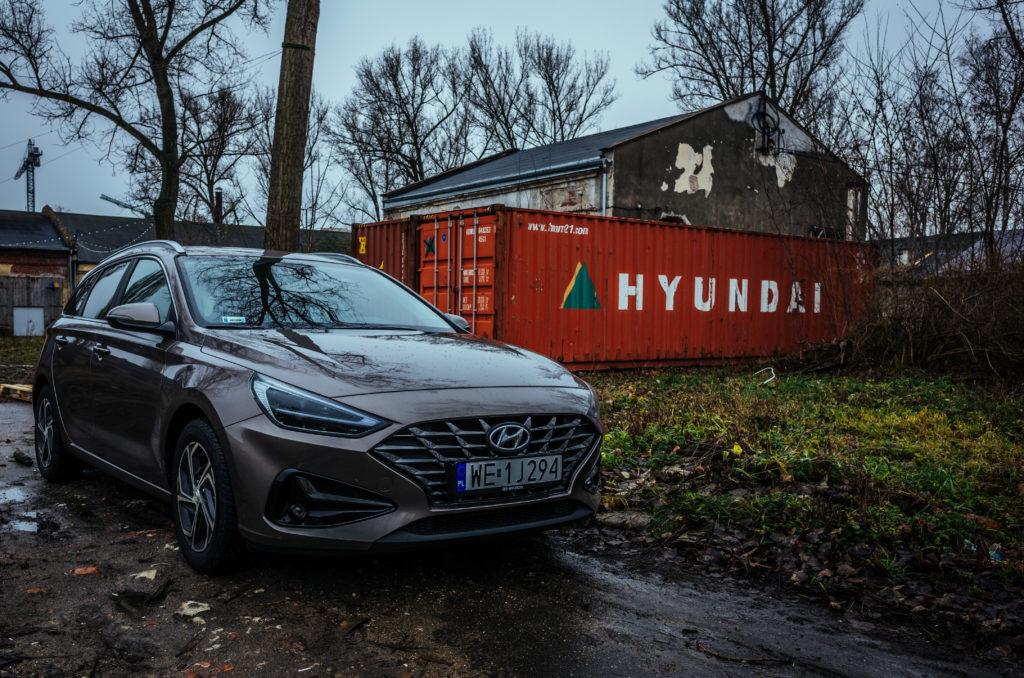 Hyundai kontener