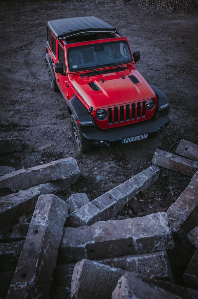 JEEP WRANGLER RUBICON (fot. Krzysztof Kaźmierczak - automotyw.com)