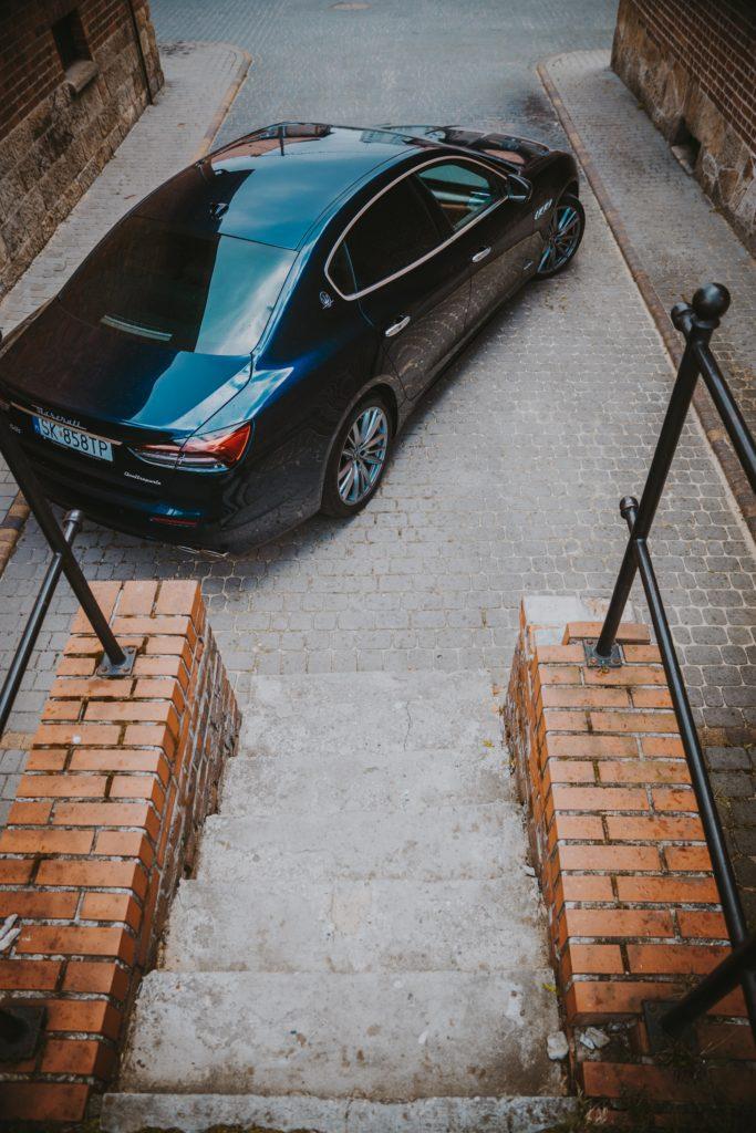 Maserati Quattroporte S Q4 (fot. Krzysztof Kazmierczak / automotyw.com)