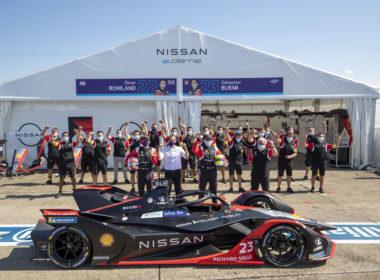 Nissan e..dams Formula E