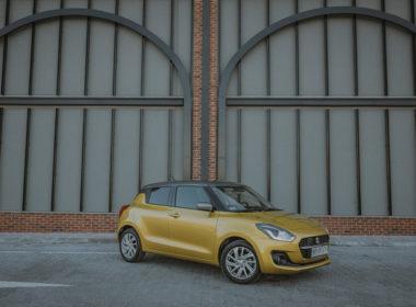 Suzuki Swift (fot. Krzysztof Kaźmierczak / automotyw.com)
