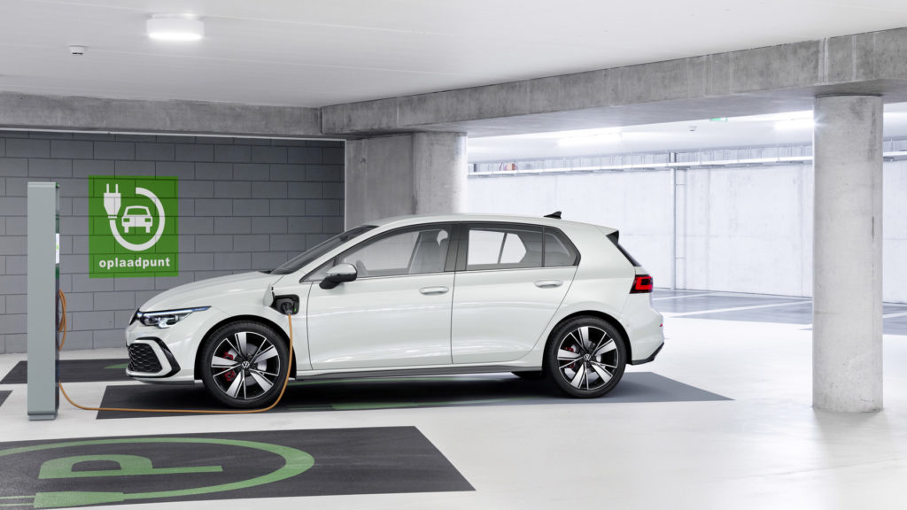VW Golf GTE VIII