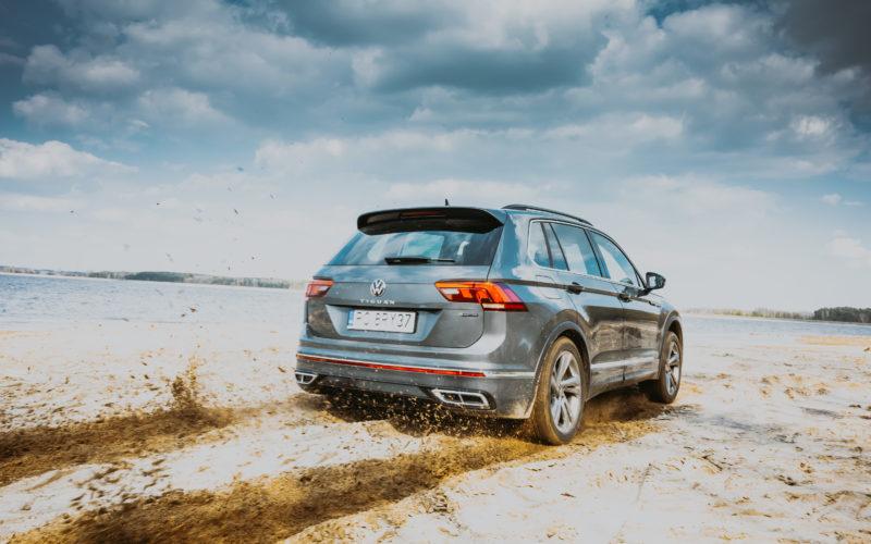 VW Tiguan 2.0 TDI R-Line (fot. Krzysztof Kaźmierczak / automotyw.com)