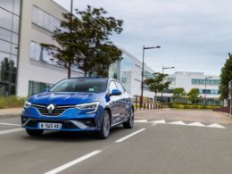 Nowy Renault Megane R.S. Line