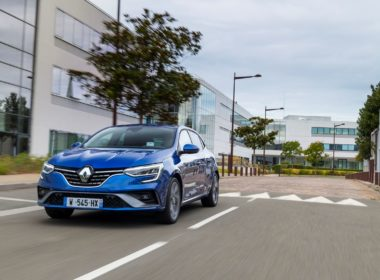 Nowy Renault Megane R.S. Line