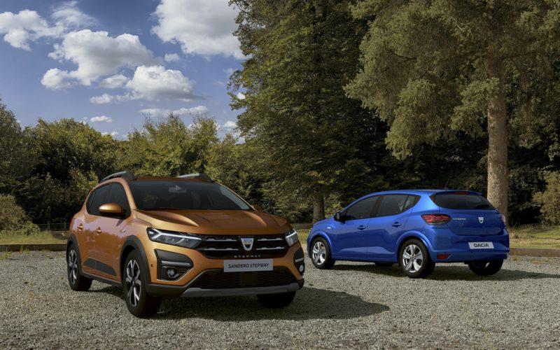 Dacia Sandero i Sandero Stepway