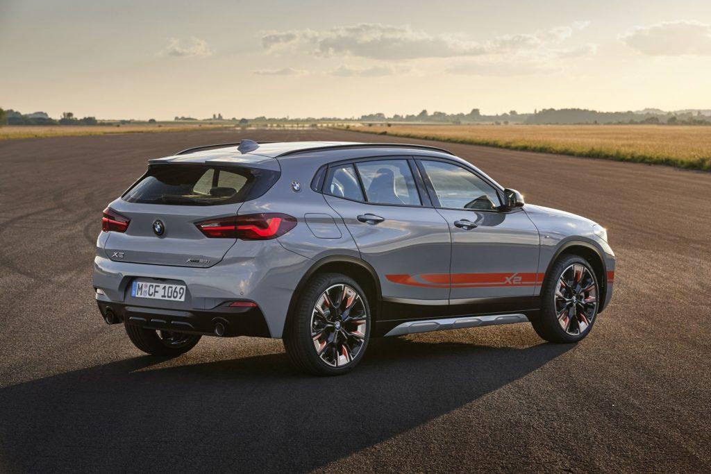 BMW X2 M Mesh Edition (fot. BMW)