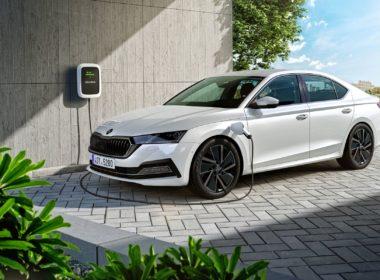 Nowa Škoda Octavia PHEV