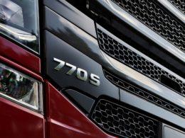 Scania 770 S V8 6x4 Highline Bulk Transport