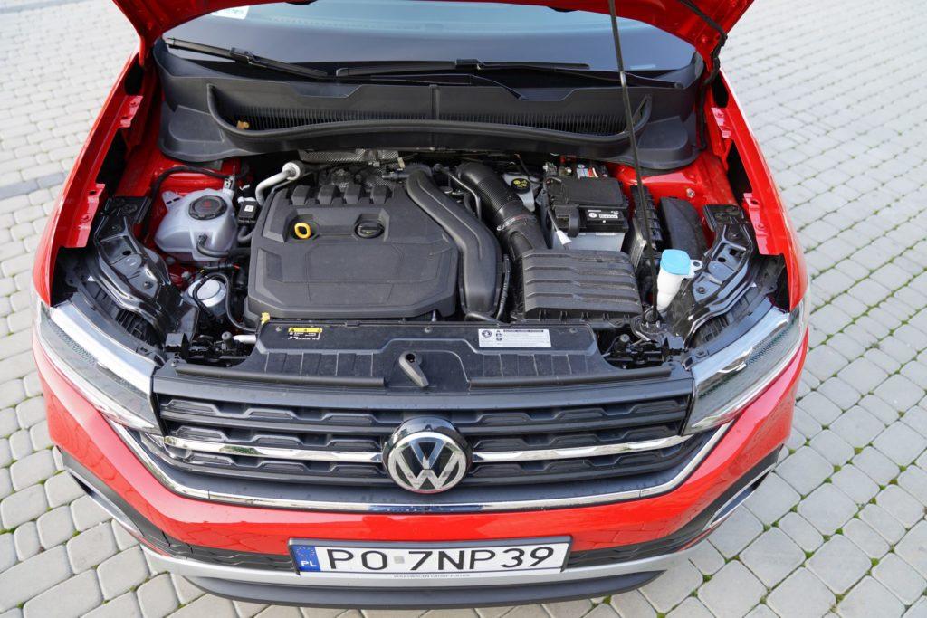 Silnik VW T-Cross 1.5 TSI