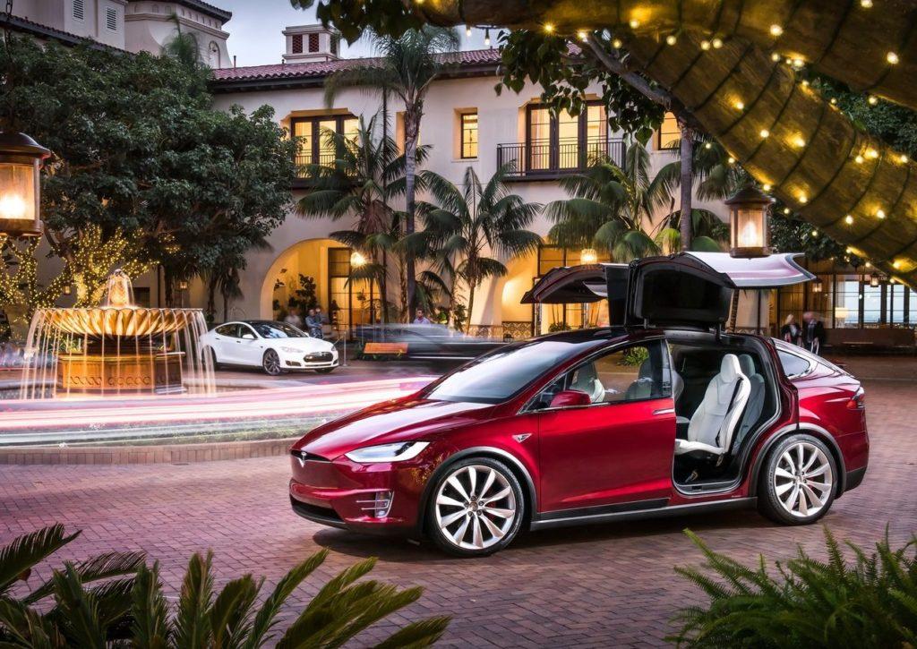 Tesla Model X (fot. Tesla)