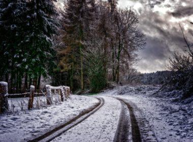Droga na opony zimowe premium