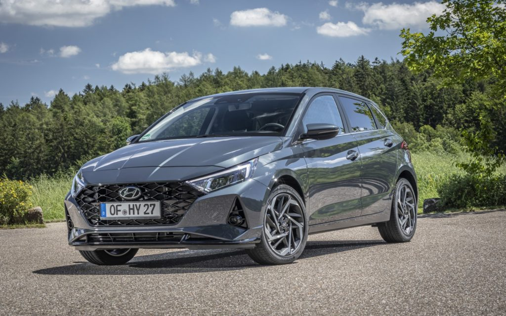 Hyundai i20 Nowej Generacji