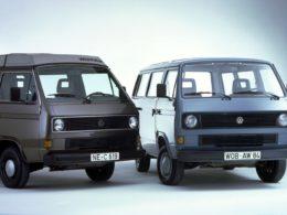 VW Multivan T3