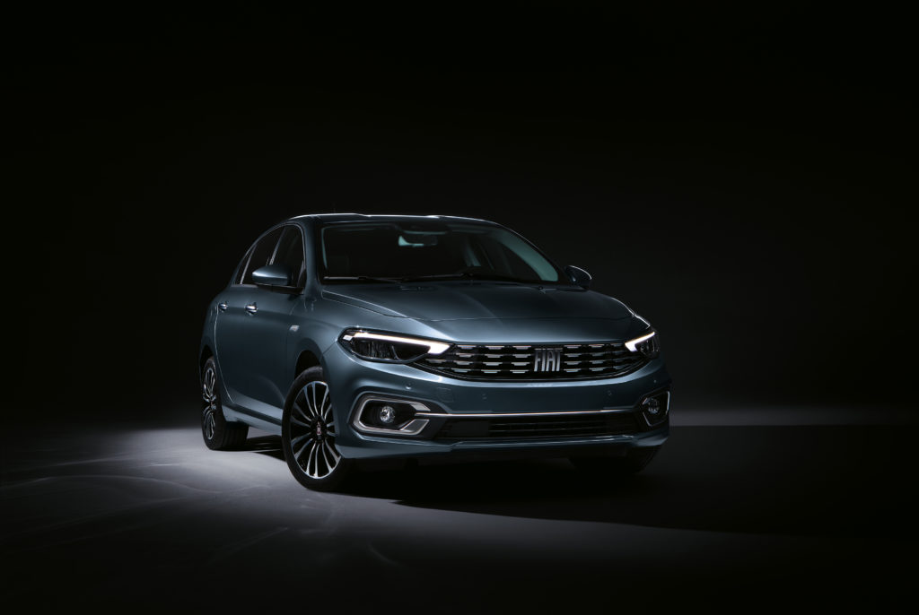 Nowy Fiat Tipo Life