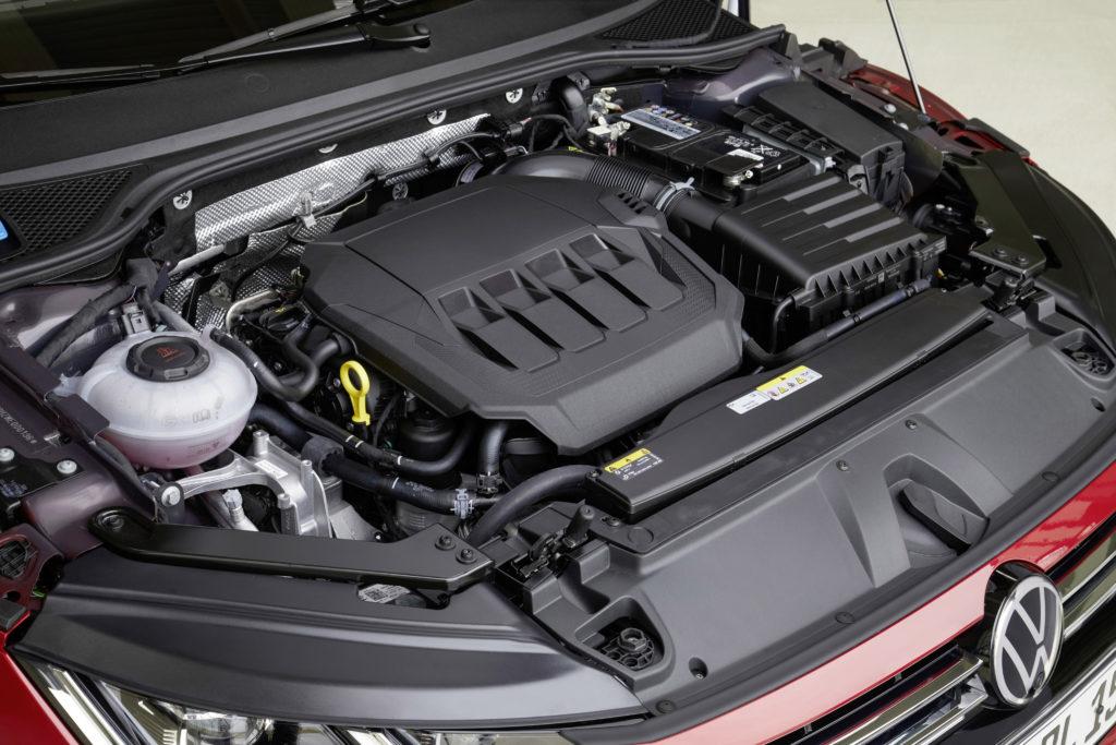 silnik Volkswagen Arteon