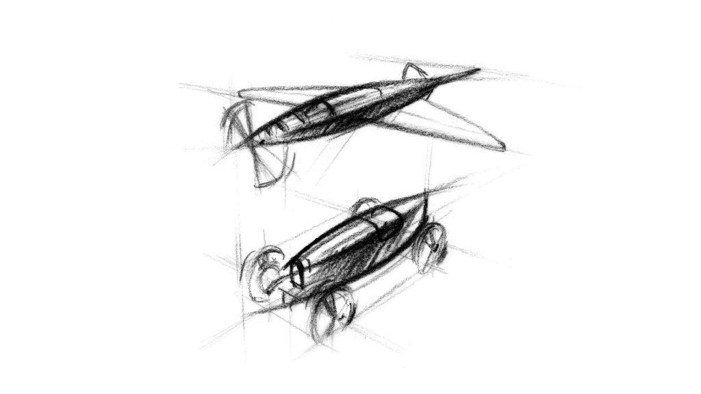 Ettore Bugatti Samoloty