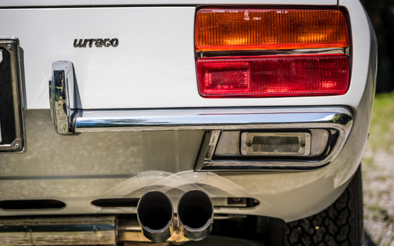 Lamborghini Urraco wydech logo