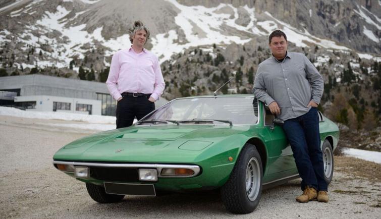 Lamborghini Urraco Wheelers Dealers