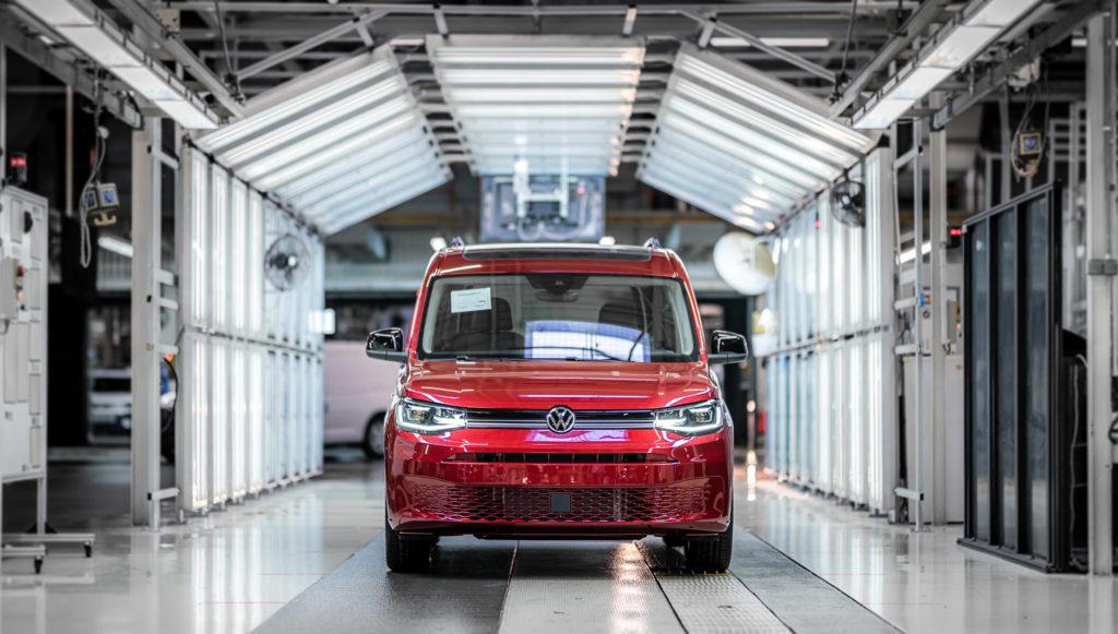 VW Caddy 5
