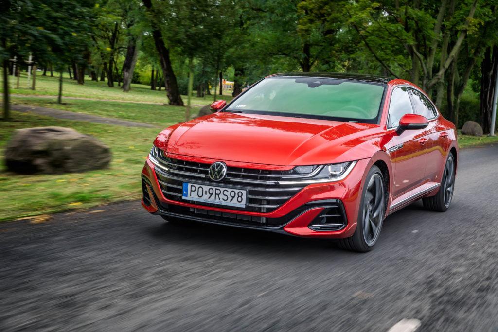 Volkswagen Arteon przód