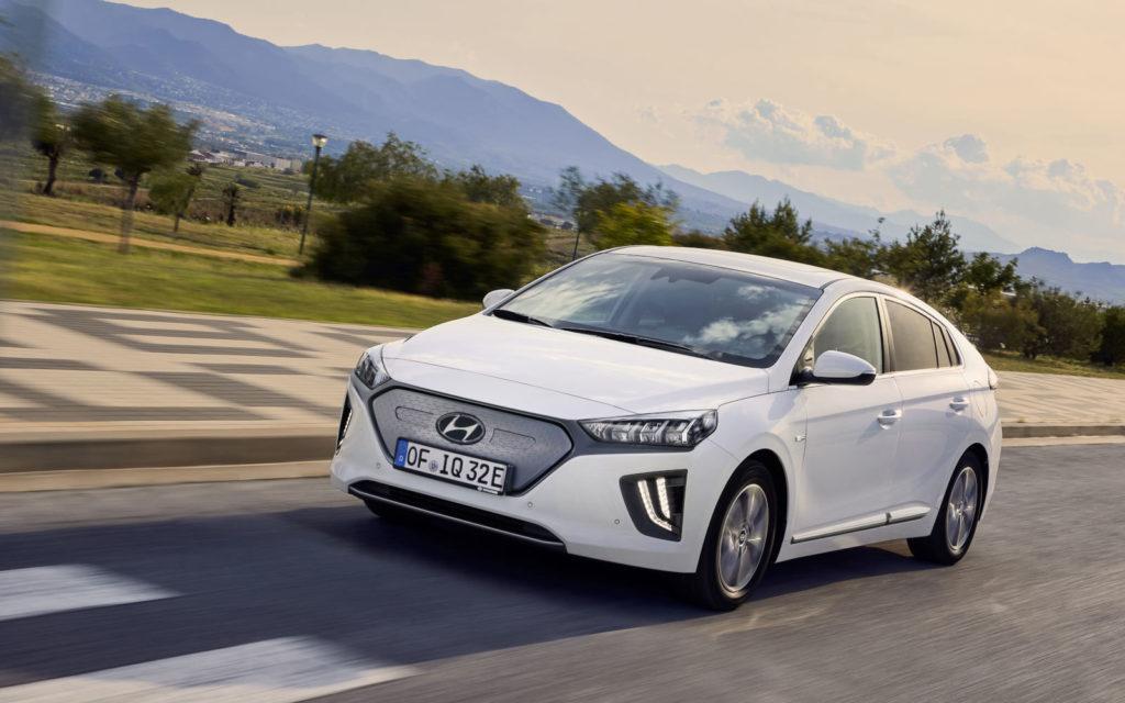 Hyundai Ioniq Electric (fot. Hyundai)