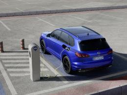 Volkswagen Touareg R e-Hybrid