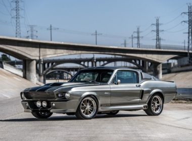 """Ford Mustang Eleanor z filmy """"Gone in sixty second"""""""