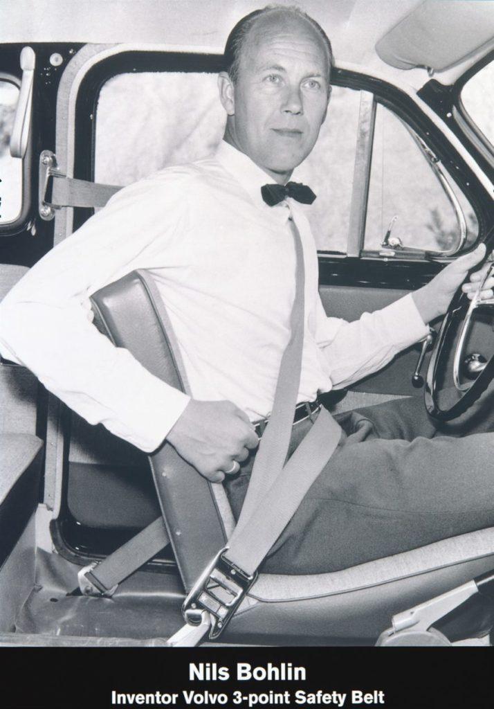 Nils Bohlin Volvo