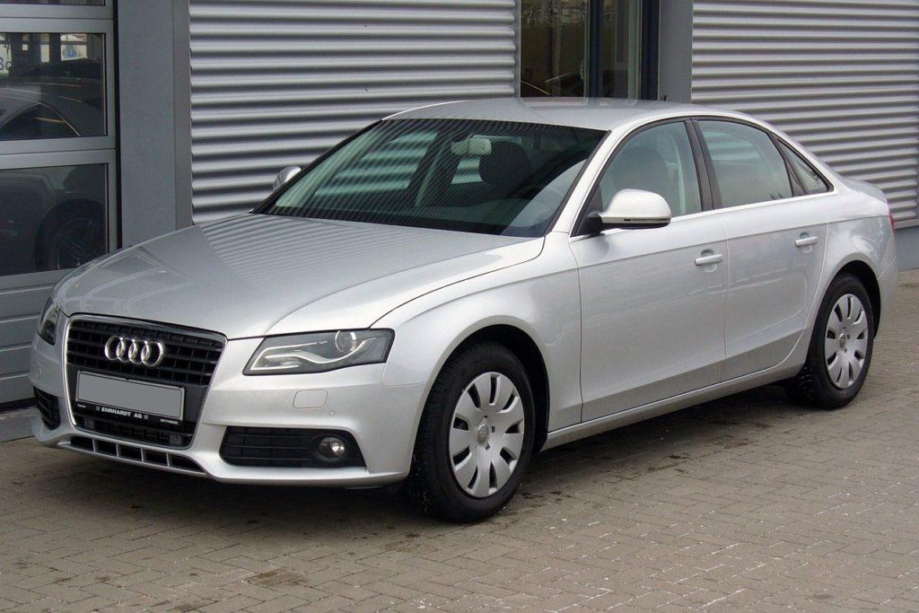 Audi A4 B8 2.0 TDI CR
