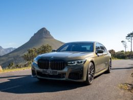 BMW 7 Ellerman House