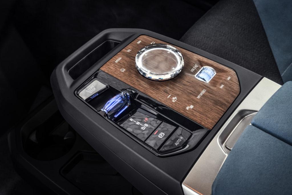 BMW iX 2021 idrive