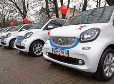 Carsharing w Polsce