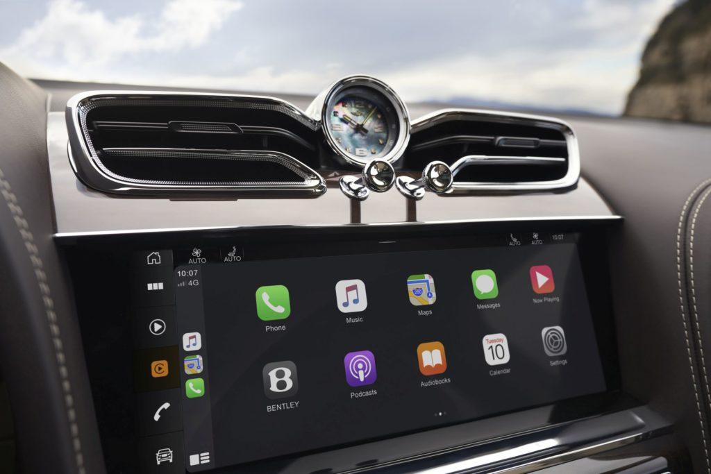 Connected Car Bentley