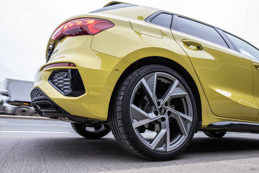 Felgi Audi Sport