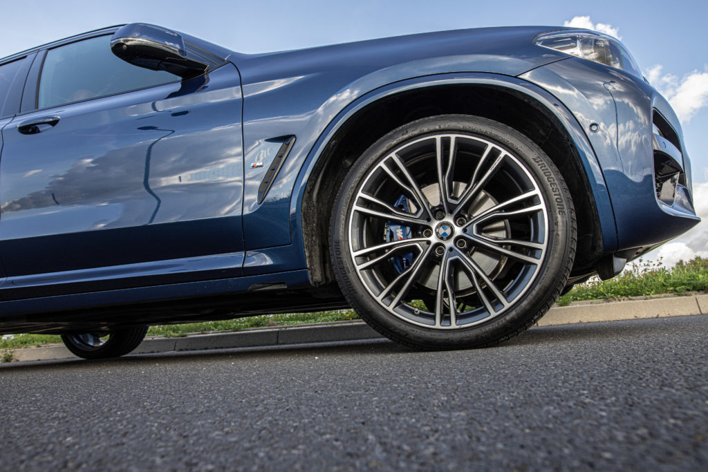 BMW X3 felgi