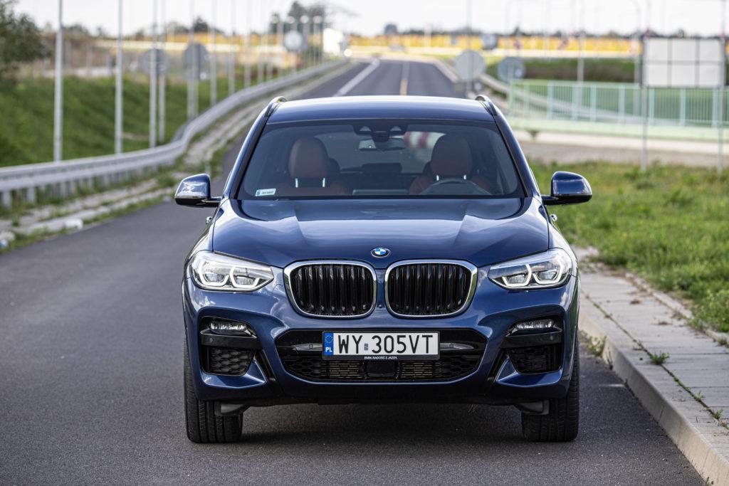 nerki BMW X3