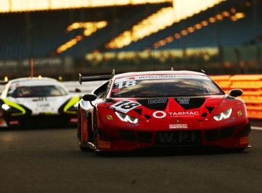 Lamborghini wygrywa