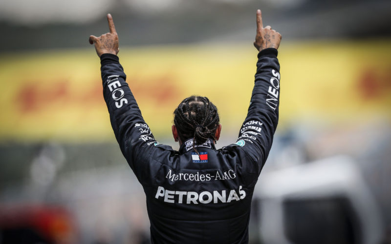 Hamilton mistrz świata