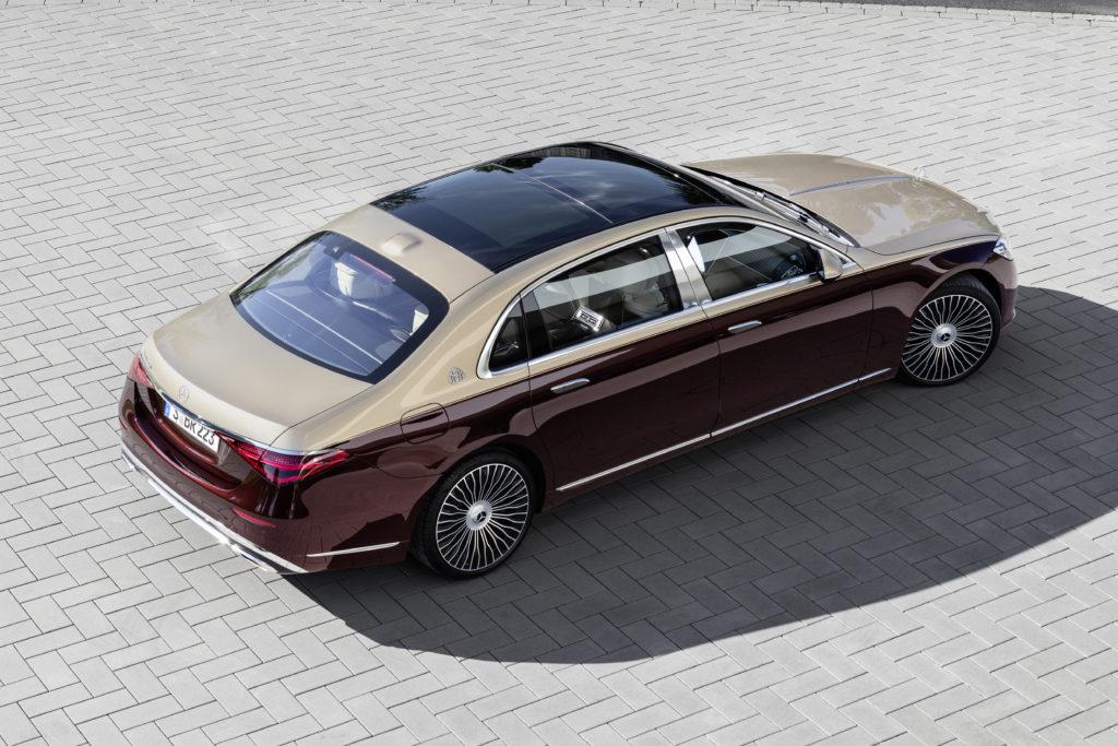 Mercedes-Maybach S-Klasse