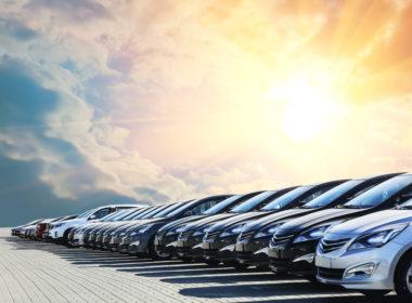 Sprzedaż aut w Europie