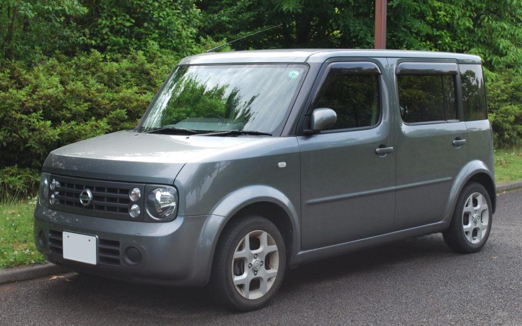 Nissan Cube3